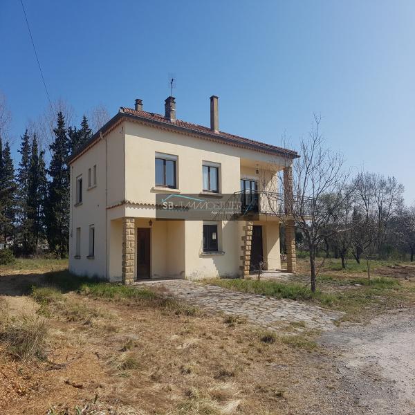 Offres de vente Maisons/Villas Saint-Julien-les-Rosiers 30340
